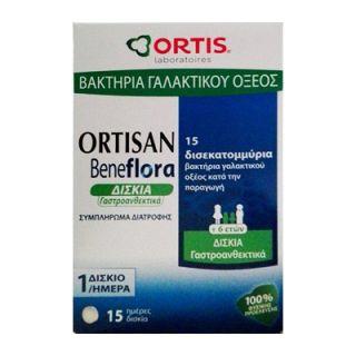 Ortis Ortisan Beneflora 15 Tabs