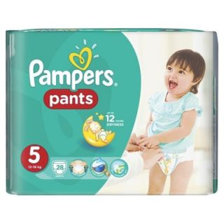 Pampers Pants Junior No5 (12 - 18kg) 28