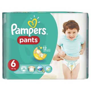 Pampers Pants Extra Large No5 (16+ kg) 25