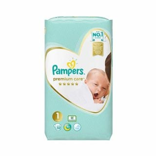 Pampers Premium Care Newborn No1 (2 - 5kg) 52