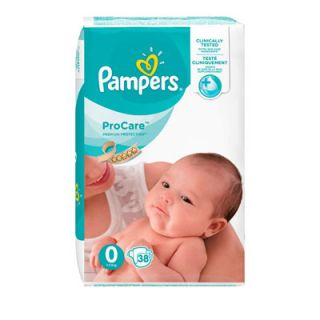 Pampers ProCare Premium Protection No0 (1 - 2.5kg) 38