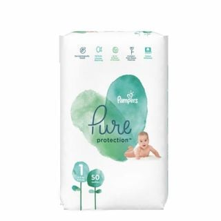Pampers Pure Protection No1 (2 - 5kg) 50
