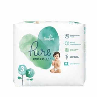 Pampers Pure Protection No3 (6 - 10kg) 31