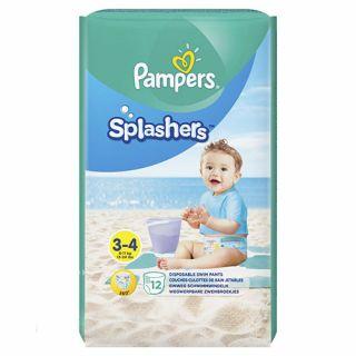 Pampers Splashers No 3-4