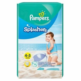 Pampers Splashers No 4-5