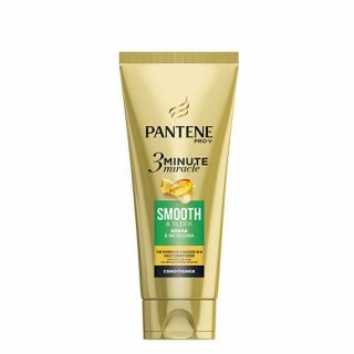 Pantene Pro-V 3 Minute Miracle Smooth & Sleek Conditioner 200ml