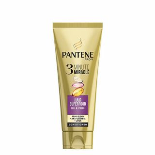 Pantene Pro-V 3 Minute Miracle Superfood Conditioner 200ml