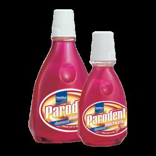 InterMed Parodent Mild Antiseptic Mouthwash 500ml Στοματικό διάλυμα με Γεύση Κανέλα