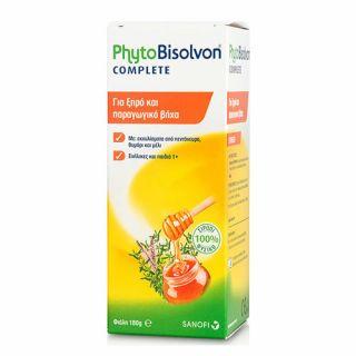 PhytoBisolvon Complete Syrup 180gr