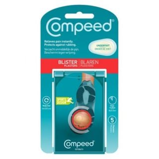 Compeed Underfoot Blisters 5