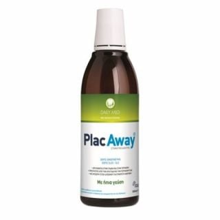 Plac Away Daily Care Mouthwash Mild 500ml