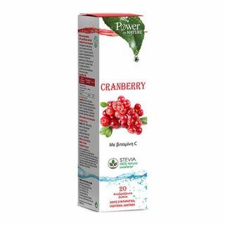 Power Health Cranberry with Vitamin C & Stevia