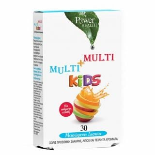 Power Health Multi+Multi Kids 30 Caps