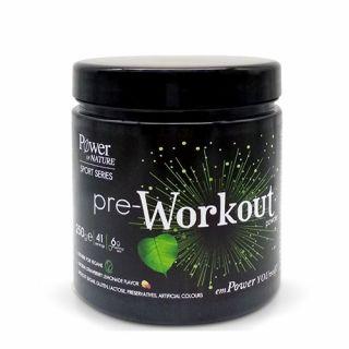 Power Health Power of Nature Sport Series Pre-Workout Powder 250gr