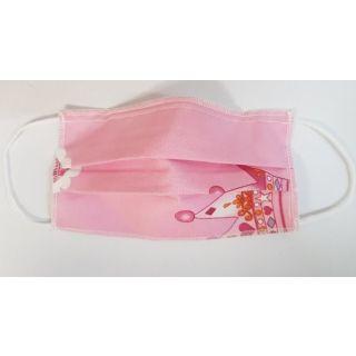 Παιδική Μάσκα Πολλαπλών Χρήσεων Βαμβακερή με έλασμα Μικρή Πριγκίπισσα 1 Τεμάχιο