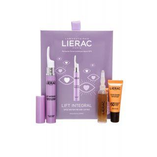 Lierac Promo Lift Integral Serum Lift Regard 15ml Ορός Lift για Μάτια και Βλέφαρα + Cica Filler Αντιρυτιδικός Ορός 10ml + Sunissime Κρέμα αντιηλιακής Προστασίας Προσώπου Spf50 10ml