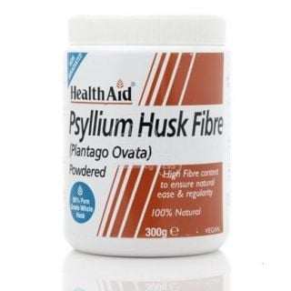 Health Aid Psyllium Husk Powder 300gr Laxative