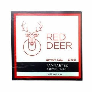Red Deer Camphor tablets