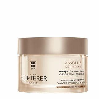 Rene Furterer Absolue Keratine Renewal Care Ultimate Repairing Mask 200ml Fine - Medium Hair