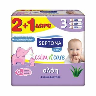 Septona Calm n Care 3 x 57