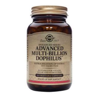 Solgar Advanced Multi-Billion Dophilus 60 Veg. Caps