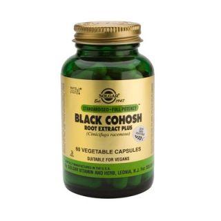 Solgar Black Cohosh Root Extract Plus 60 Caps