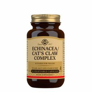 Solgar Echinacea - Cat's Claw Complex 30 Veg. Caps