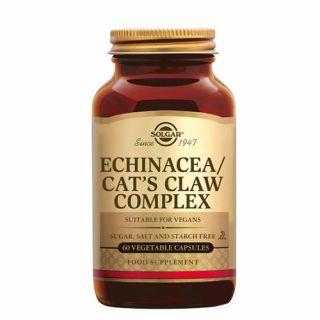 Solgar Echinacea - Cat's Claw Complex 60 Veg. Caps
