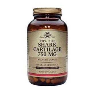 Solgar Shark Cartilage 750mg 180 Caps