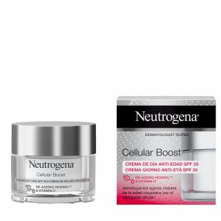 Neutrogena® Cellular Boost Κρέμα Ημέρας SPF20