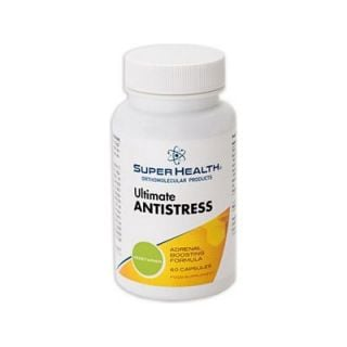 Super Health Ultimate Anti-Stress 60 Caps