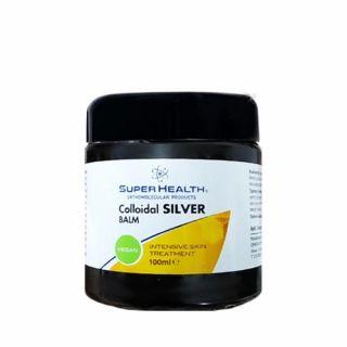 Super Health Colloidal Silver Balm 100ml