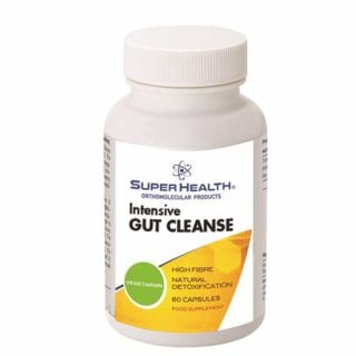 Super Health Intensive Gut Cleanse 60 Caps