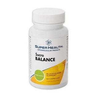 Super Health Sucro Balance 60 Caps