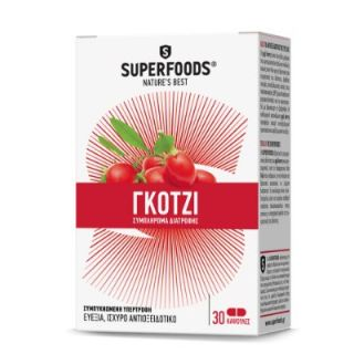 Superfoods Goji 30 Caps