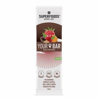 Superfoods Your Bar Cranberry 45gr