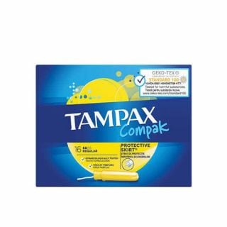 Tampax Compak Regular 16