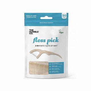 The Humble Co. Dental Floss Picks