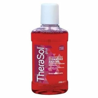 Therasol Mouth Solution Plus Red 250ml