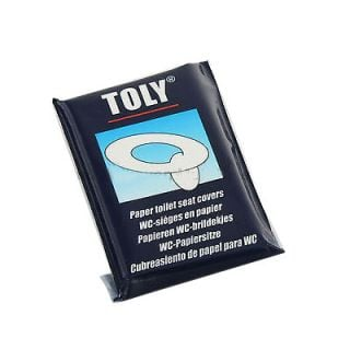 Toly Paper Toilet Seat Covers