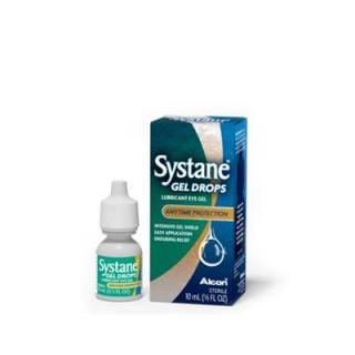 Alcon Systane Gel Eye Drops 10ml for Severe Dry Eye