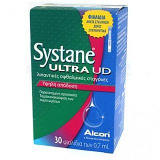 Alcon Systane Ultra UD 30 x 0,7ml Lubricant Eye Drops