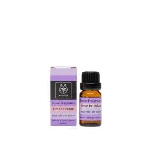 Apivita Time to Relax Fragrance Lavender - Ylang Ylang 10ml