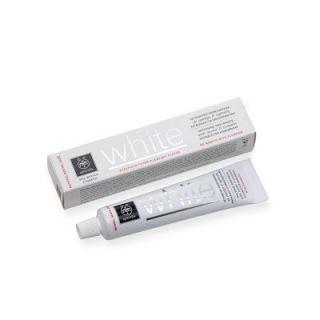 Apivita Toothpaste White 75ml