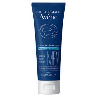 Avene New Homme Fluide Apres Rasage 75ml After Shave Fluid