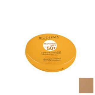 Bioderma Photoderm Max Compact Teinte SPF 50+ Claire 10gr Tinted Face Sunscreen