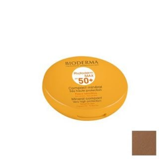 Bioderma Photoderm Max Compact Teinte SPF 50+ Dore 10gr Tinted Face Sunscreen