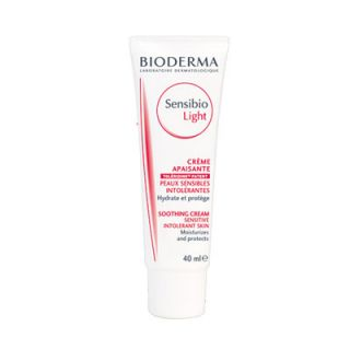 Bioderma Sensibio Light Cream 40ml Ενυδατική Κρέμα Ελαφριάς Υφής