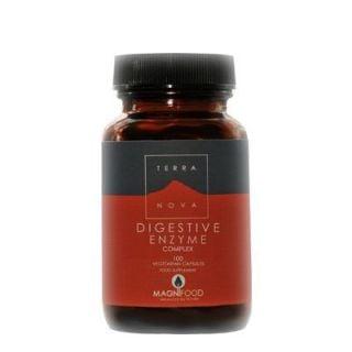 Terranova Digestive Enzyme Complex 100 Caps