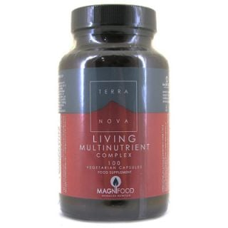 Terranova Living Multinutrient Complex 100 Caps